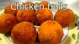 tasty chicken balls easy food recipes for dinner to make at home cooking videos