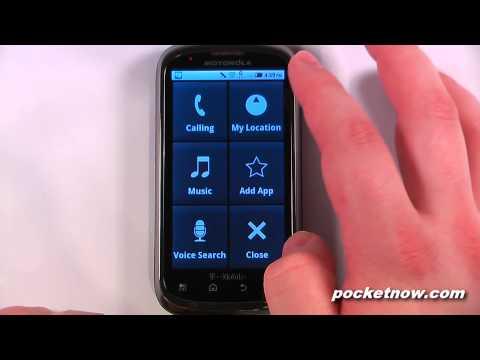 Motorola Cliq 2 Software Tour