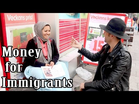 Money for Immigrants - Julien Magic