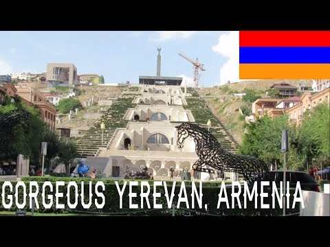A Beautiful Day in Yerevan, Armenia (Travel Week) - Anna