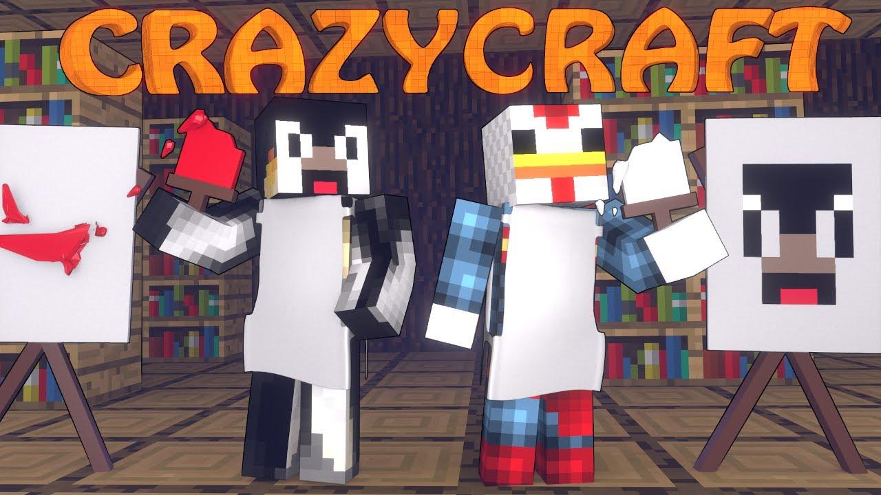 Minecraft crazycraft orespawn modded survival ep 88 for The atlantic craft minecraft