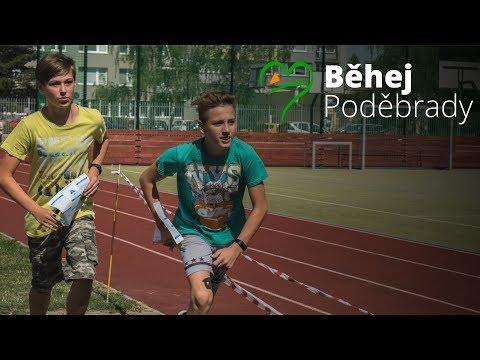 Závod základních škol v orientačním běhu 18.6.2018 - Poděbrady