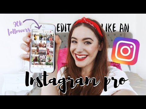 How To Edit Instagram Photos With Free Apps | A Color Story And