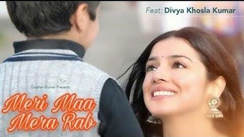 Meri Maa Mera Rab Song Lyrics in Hindi