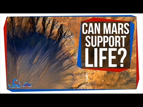 Could Complex Life Survive on Mars? | SciShow News