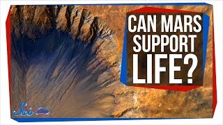 Could Complex Life Survive on Mars?   SciShow News