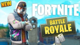 *NEW* FORTNITE UPDATE! EPIC ABSTRACT SKIN! - Fortnite Battle Royale Gameplay