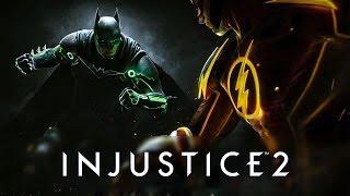 Флэш против Супермена - Injustice 2 [Обзор] / [Трейлер] / [Прохождение]