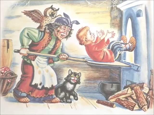 Изображение предпросмотра прочтения – ЕленаСелезнёва читает произведение «Сказка Терешечка» (Русский фольклор )