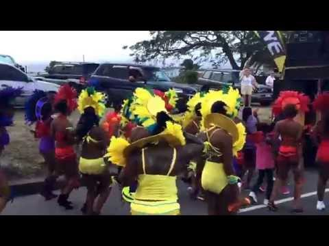 MOntserrat Festival Street Parade 2014