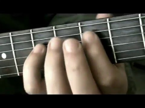 1 Power Chords in the key of C - YouTube
