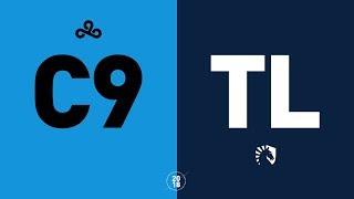 C9 vs TL - NA LCS Week 5 Match Highlights (Summer 2018)