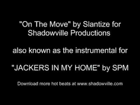 SPM - Jackers In My Home Instrumental Beat