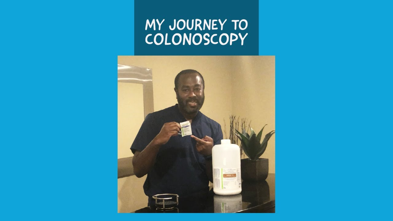 My Journey to Colonoscopy
