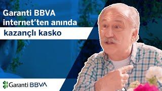Garanti İnternet'ten Anında Kazançlı Kasko!