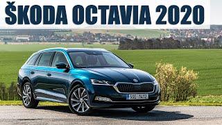 2020 Škoda Octavia 2.0 TDI 110 kW, 4K POV TEST: První dojmy