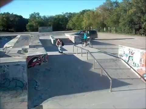 Fall Skate video