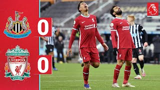 Highlights: Newcastle 0-0 Liverpool | Reds end 2020 with goalless draw