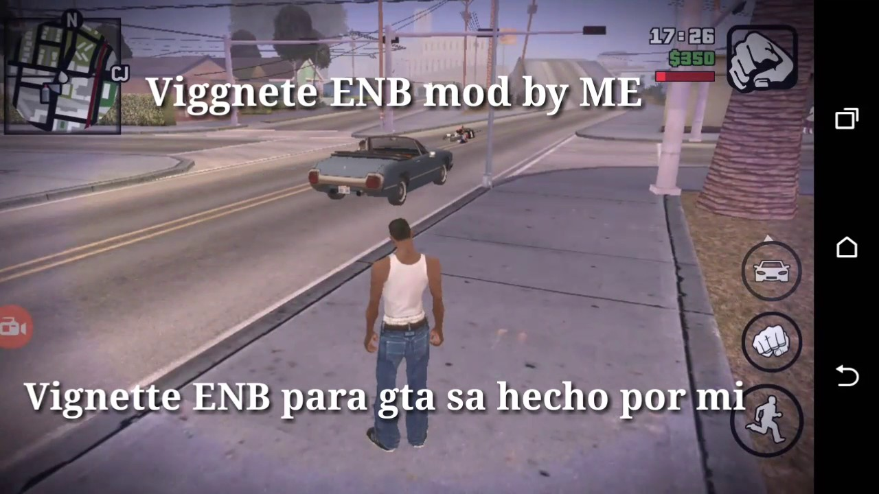 Gta San Andreas Android Enb Vignette Style V By Me