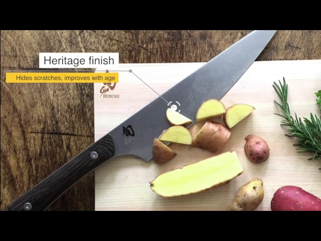 "Kanso // Paring Knife // 3.5"" video thumbnail"