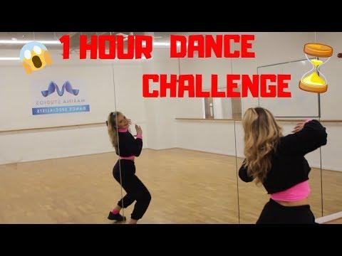1 HOUR DANCE CHALLENGE