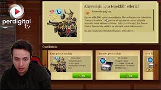 10 Adet Kara Pençe Sandığı Açımı - Metin2 TR #118