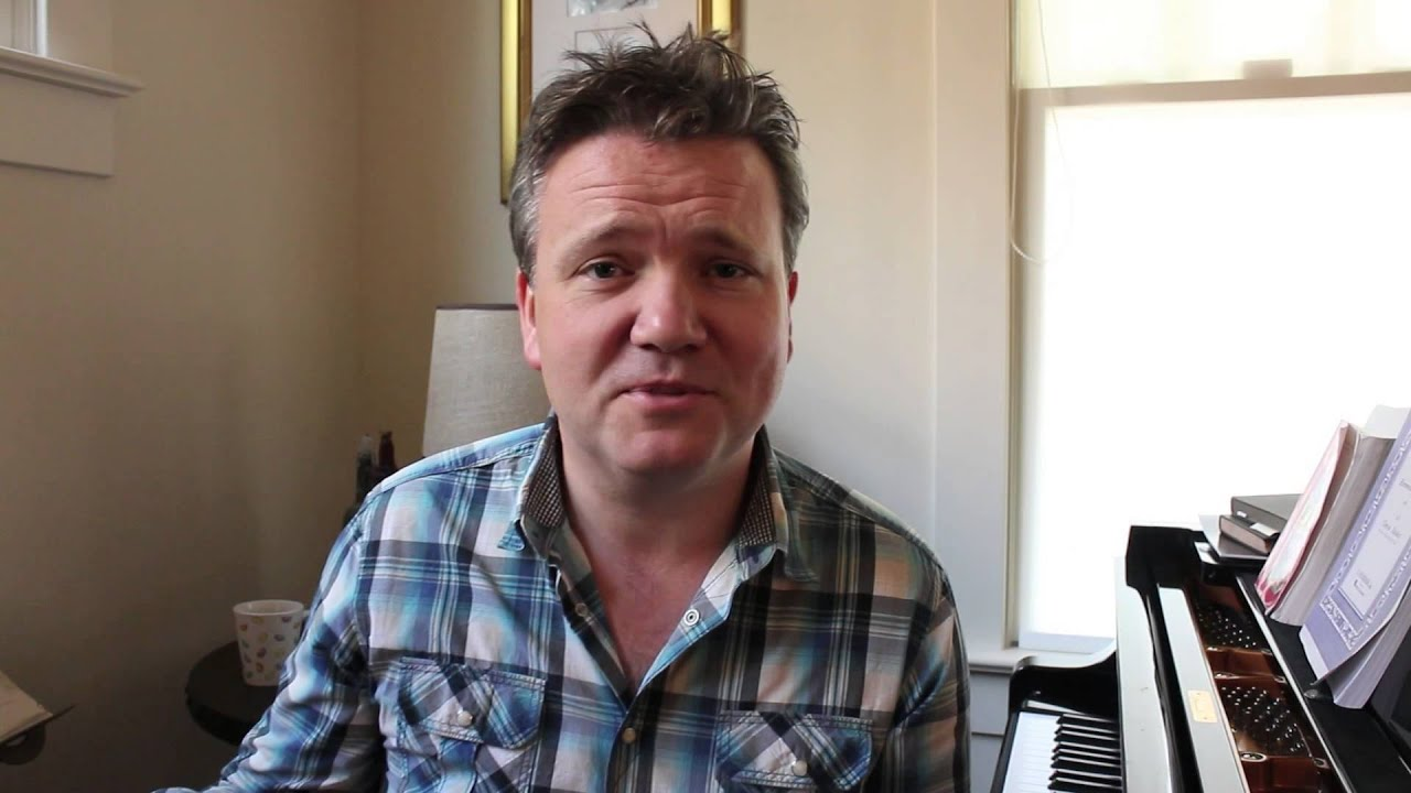 Keith Getty talks about their new album, *Live at the Gospel Coalition*