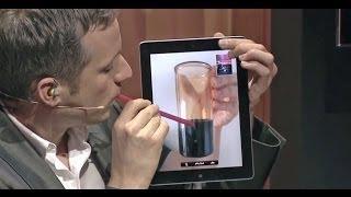 iPad Zauberer Simon Pierro Liveauftritt [subtitled] thumbnail