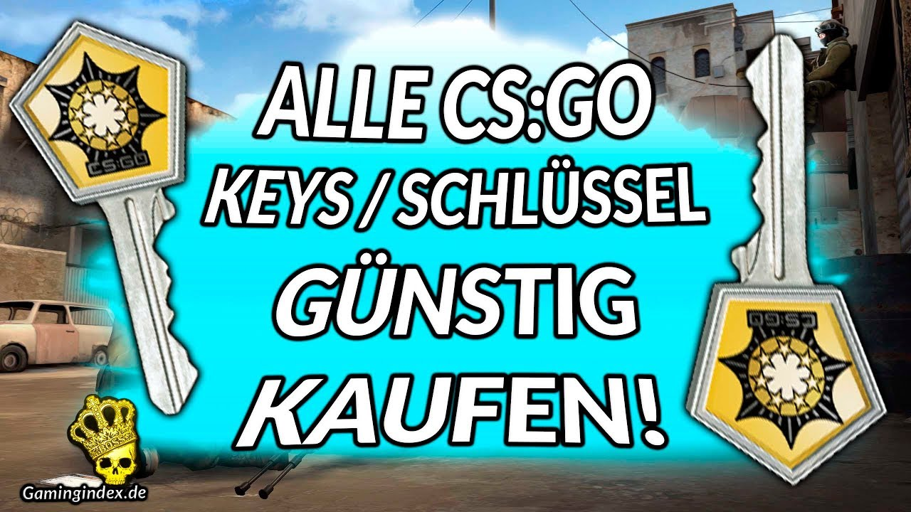g nstige cs go keys kaufen spare hier beim kauf von kisten schl ssel csgotipps youtube. Black Bedroom Furniture Sets. Home Design Ideas