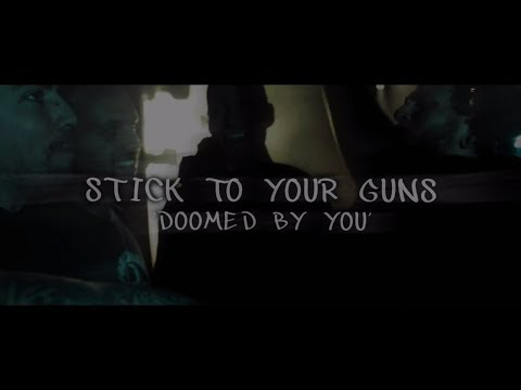 STICK TO YOUR GUNS - Doomed By You (Official Lyric Video)