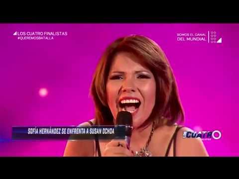 Susan Ochoa Viña 2019 Calidad, Voz y Belleza...lo dicen los maestros !