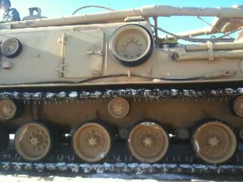 U.S. Army Recovery Vehicle