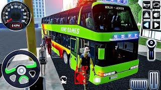 Toplu Taşıma Simülatörü - Koç Yeni Otobüs Sürüşü - Android GamePlay