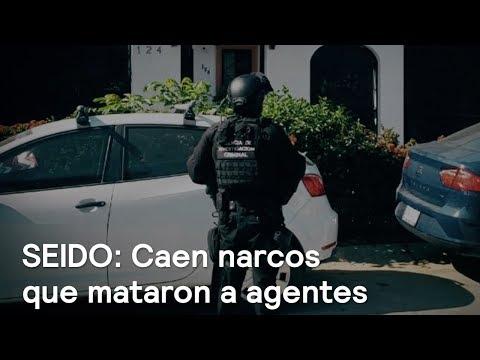 Detienen a narcos vinculados a agentes de la SEIDO ejecutados - En Punto con Denise Maerker