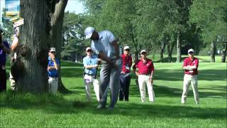 Tiger Woods' Worst Shots Compilation