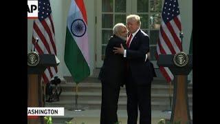 Trump: India Has True Friend in the White House