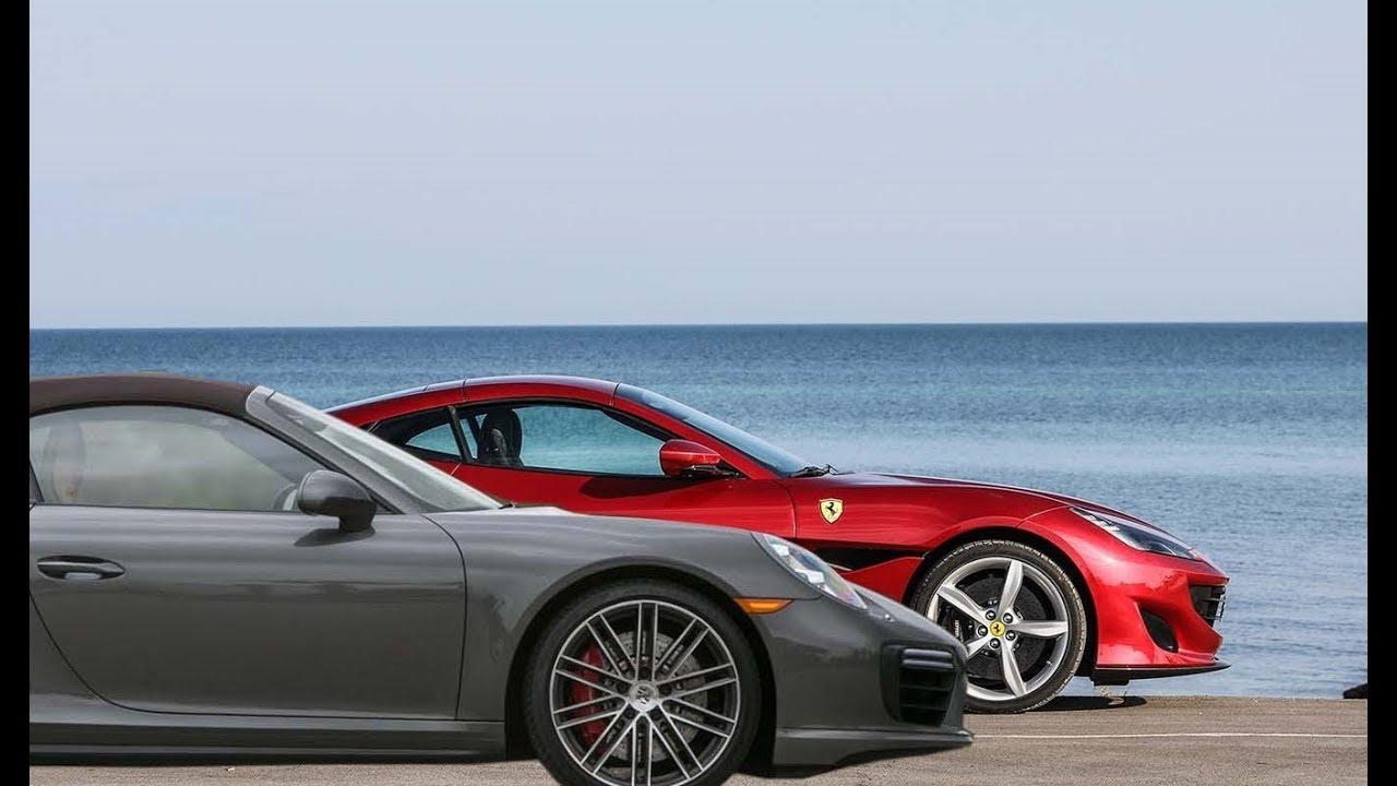 Ferrari Portofino Vs Porsche 911