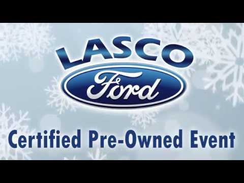 Lasco Ford Certified Pre-Owned Event | Ford Used Cars For Sale