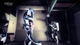第8話 格闘鬼黒川、鬼神スカラベムへの変身! 忍ジャガーに圧された黒川...