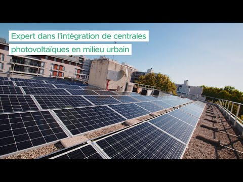 Film corporate URBAN SOLAR ENERGY - par KabochArts