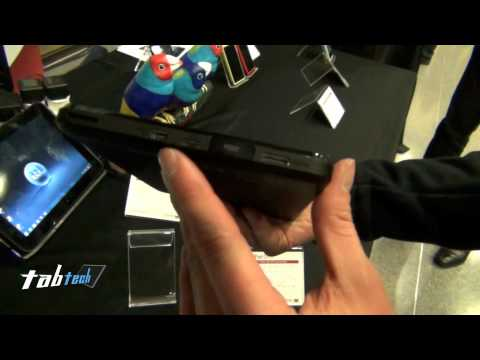 Viewsonic ViewPad G70 Hands On