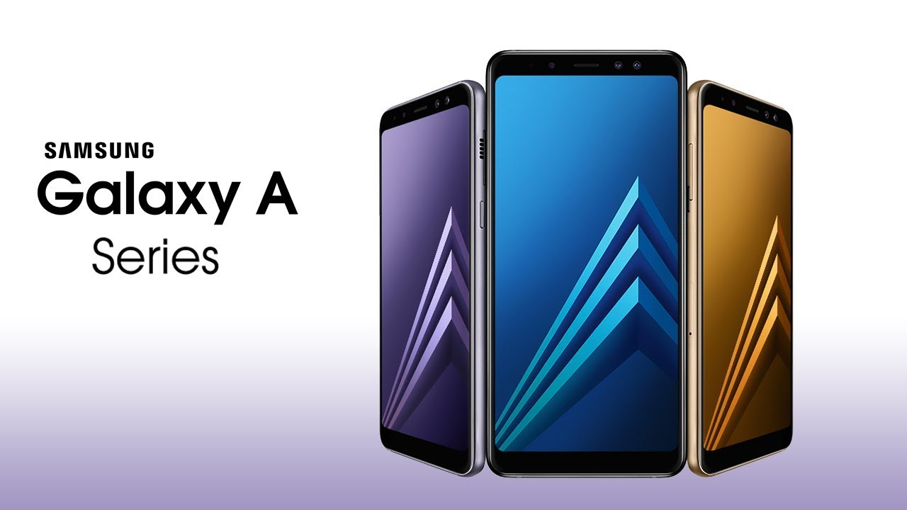 Samsung Galaxy A Series Evolution