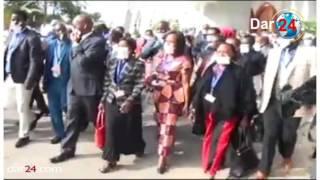 Maneno ya Mbunge James Mbatia baada ya upinzani kutoka bungeni kwa style ya kujiziba midomo