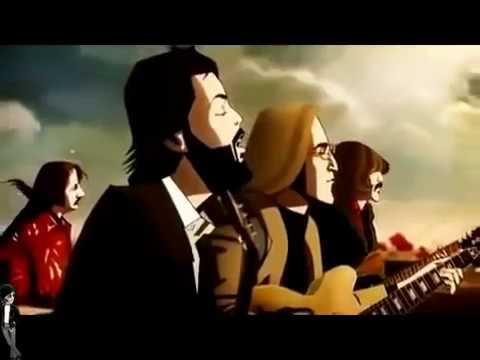 the beatles the end animation youtube. Black Bedroom Furniture Sets. Home Design Ideas