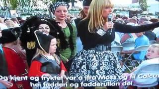 Hanne Krogh i Allsang på Grensen - Sjørøvervisa