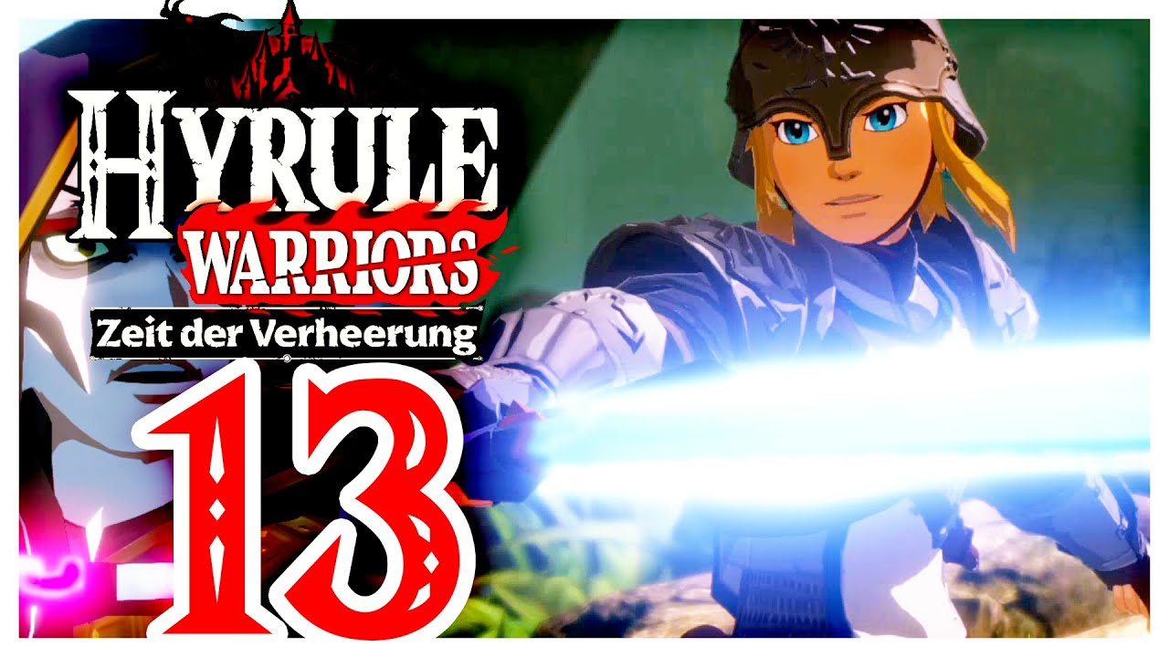 Das Heilige Master Schwert Astor Bosskampf Hyrule Warriors Zeit Der Verheerung Part 13 Youtube
