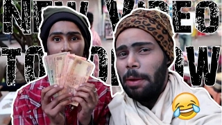 Love And Khushi Beggar Prank ( EXTRAS & BLOOPERS )