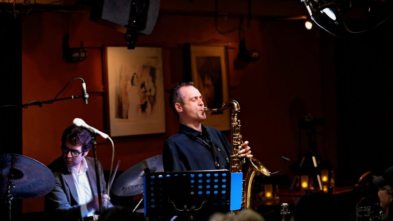 Josh Kemp's Standards Quartet - Happenstance, live at the 606 Jazz Club, Chelsea