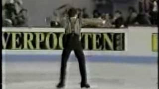 Michael Slipchuk LP 1991 World Figure Skating Championships