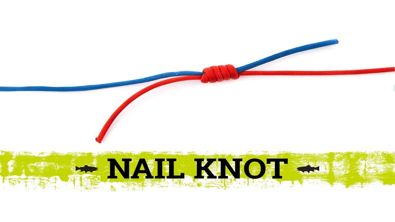 Nail Knot - YouTube